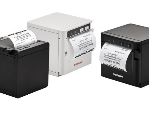 BIXOLON Announces Summer Launch for SRP-Q300 Cube Printer for mPOS