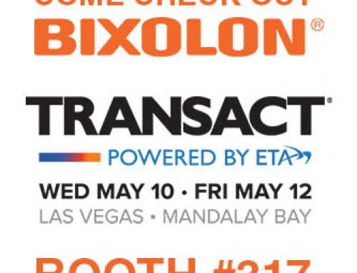 BIXOLON Will Showcase World-Class Mobile Solutions at 2017 ETA TRANSACT Show