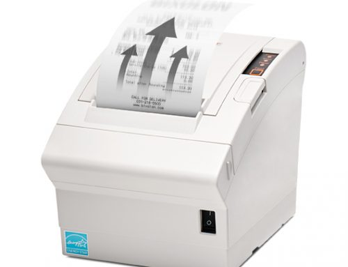 Introducing the POS Industry's First 300dpi Thermal Printer from BIXOLON