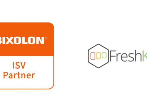 BIXOLON And Fresh KDS Announce Partnership With Integration Of SRP-S300 Re Stick Printer