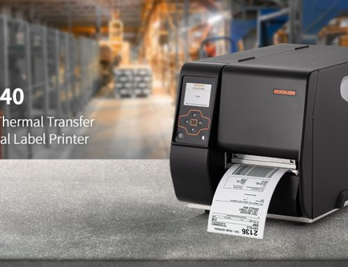 Introducing the BIXOLON XT2-40 Thermal Transfer Label Printer