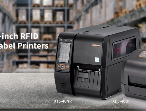 Introducing BIXOLON's New RFID Label Printer Line-up