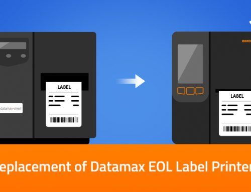 BIXOLON Supports Replacement of Datamax EOL Label Printers