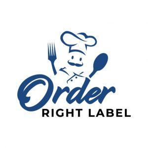 Order Right Label App Logo